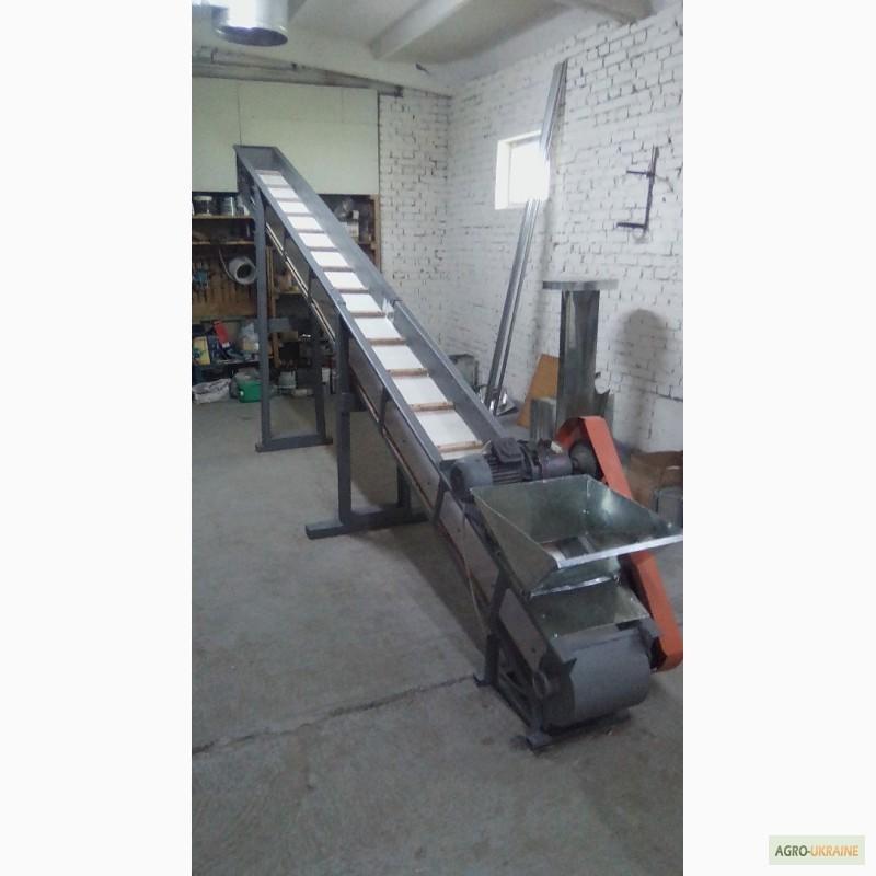 Скребковый транспортер купить бу конвейер для литья