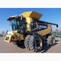 Комбайн claas cat lexion 580 r