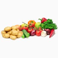 Картошка, Картофель, Лук