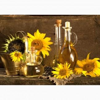 Продам масло подсолнечное, кукурузное, рапсовое, соевое рафинированное и нерафинированное