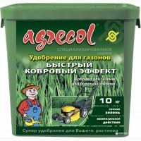 Удобрение «Agrecol - быстрый ковровый эффект 10кг
