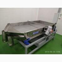 Калибратор вибрационный для пищевых продуктов