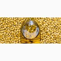 Соевое масло от 500 тонн (Soybean oil; Crude / Refined)