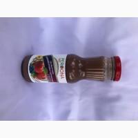Сік яблучно-топінамбурово-чорничний з м#039;якоттю пастеризований 0, 25л