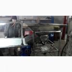 Інспеційний стіл двухрівневий для сортування грецького горіхів