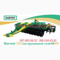Борона дисковая прицепная Harvest 320 на пружинной стойке