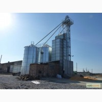 KW Зерносушилка на дровах - 7 т/ч (кукуруза 24%-14%)