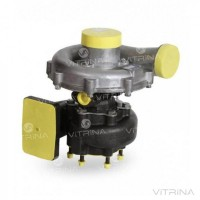 Турбокомпрессор (турбина) ТКР-9-12 (17/18) правый / левый 12.1118010-17 ЧЗПТ | ЯМЗ-8503