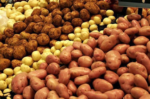 Продам насіннєву картопля. Різних сортів. Ціна договірна, Черниговская