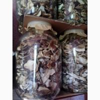 Продам білі сушені грибочки 2018 року