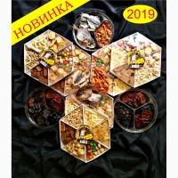 Новинка 2019! Пивные наборы, рыбные снеки, мясные чипсы и многое др