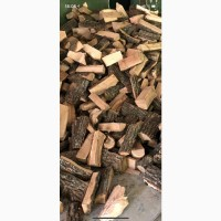 Дрова колотые дуб цена 650 грн