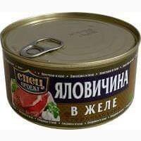 Продам консерви м#039;ясні