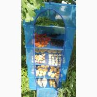 Сетка для сушки рыбы, грибов, фруктов, овощей.Сушилка