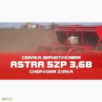 Сеялка ASTRA 3, 6В-06 вариаторы, бункер 1000л, прикатывающий каток система контроля «Монада