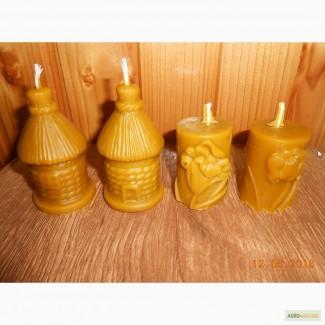 Свічки воскові