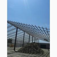 Изготовление и монтаж метало-конструций