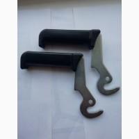 Ручка-крючок для твердотопливного котла типа Defro большая