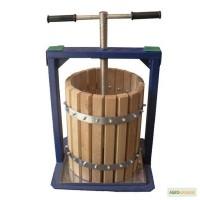 Пресс для винограда Вилен 20 л