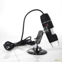 USB микрскоп Magnifier SuperZoom 50-500X с LED подсветкой