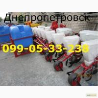 Продажа сеялка СУПН 8, опрыскиватель ОП 800(600)литровый С/Х техника Днепр