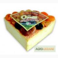 Сыр Occelli alla Frutta e Grappa di Moscato (сыр с граппой и сухофруктами)