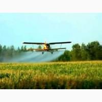 Авиоопрыскивание Вертолетом Самолетом полей по Украине, опрыскивание полей самолетом