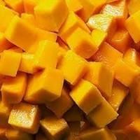 Продам манго кубик замороженное