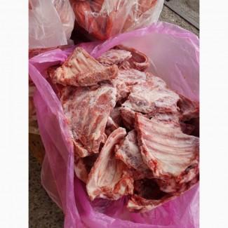 Свиные ребра замороженные