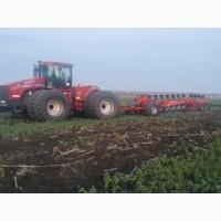 Услуги посева сеялки сельхозтехники трактора комбайна опрыскивателя по Украине Сумы Харьк