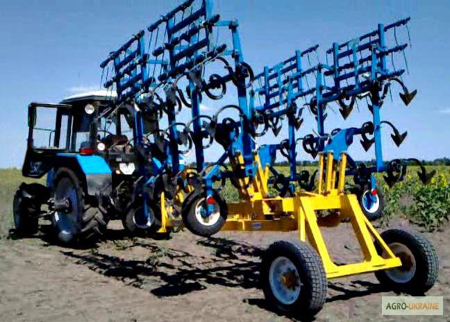 Культиватор навесной КПН для тракторов МТЗ-82: продажа.