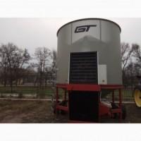 Зерносушилка пропан-бутан вместимостью 17 м3 GT.Лизинг кредит рассрочка