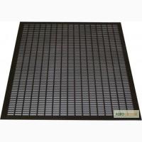Разделительная решетка 2, 5 мм (10 рамочная) 49х42 см для ульев типа Дадан, Рут (Чехия)