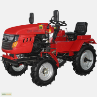 Мини-трактор Мототрактор DW 160LX Гарантия и сервис от завода ДТЗ