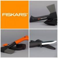Финские топоры Fiskars от официального представителя. Гарантия 25 лет