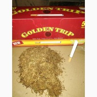 Табак Вирджиния(светлый) средней крепости, для гильз самокруток