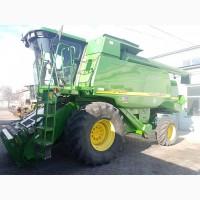 Комбайн зерноуборочный John Deere 9680 WTS