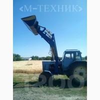 КУН Фронтальный погрузчик M-Technic1200