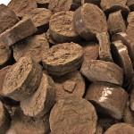 Предлагаем топливные брикеты торфяные угольные недорого
