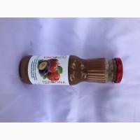 Сік яблучно-сливовий з м#039;якоттю з цукром пастеризований 0, 25л