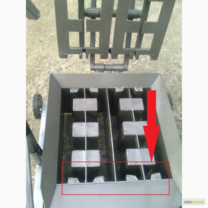 Как сделать вибростанок для шлакоблока