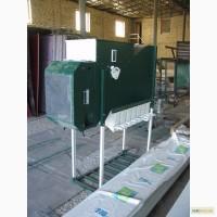 Аэродинамический зерновой сепаратор калибратор веялка віялка