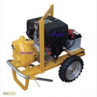 Мотопомпа Victor Pumps S 80 для откачки загрязнений