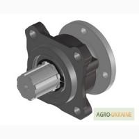 09909100209 Переходник OMFB (Италия) КОМ ISO (4 отверстия) к фланцу кардана СНГ ( УАЗ)