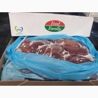 Печень свиная картон 10 кг