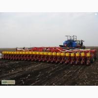 Посев зерновых подсолнечника сои кукурузы, услуги аренда сеялки