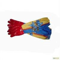 Продам перчатки пасечные с нарукавниками
