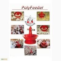 Кормушка для индюков, гусей POLYFEEDER, Италия