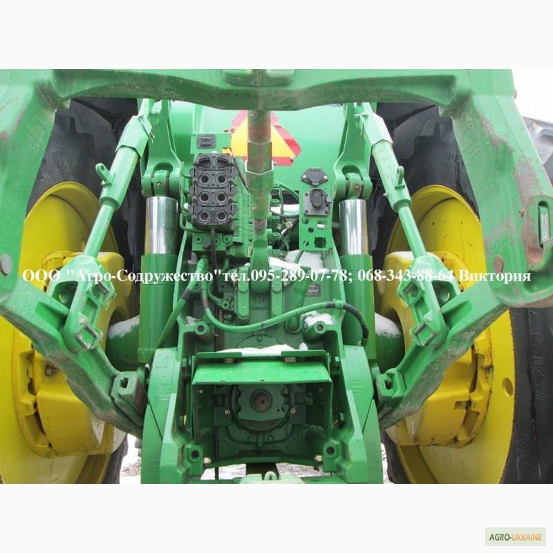 Трактор John Deere 8430 и его технические характеристики