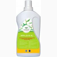 Удобрение жидкое NPK 888 +гумат продаем